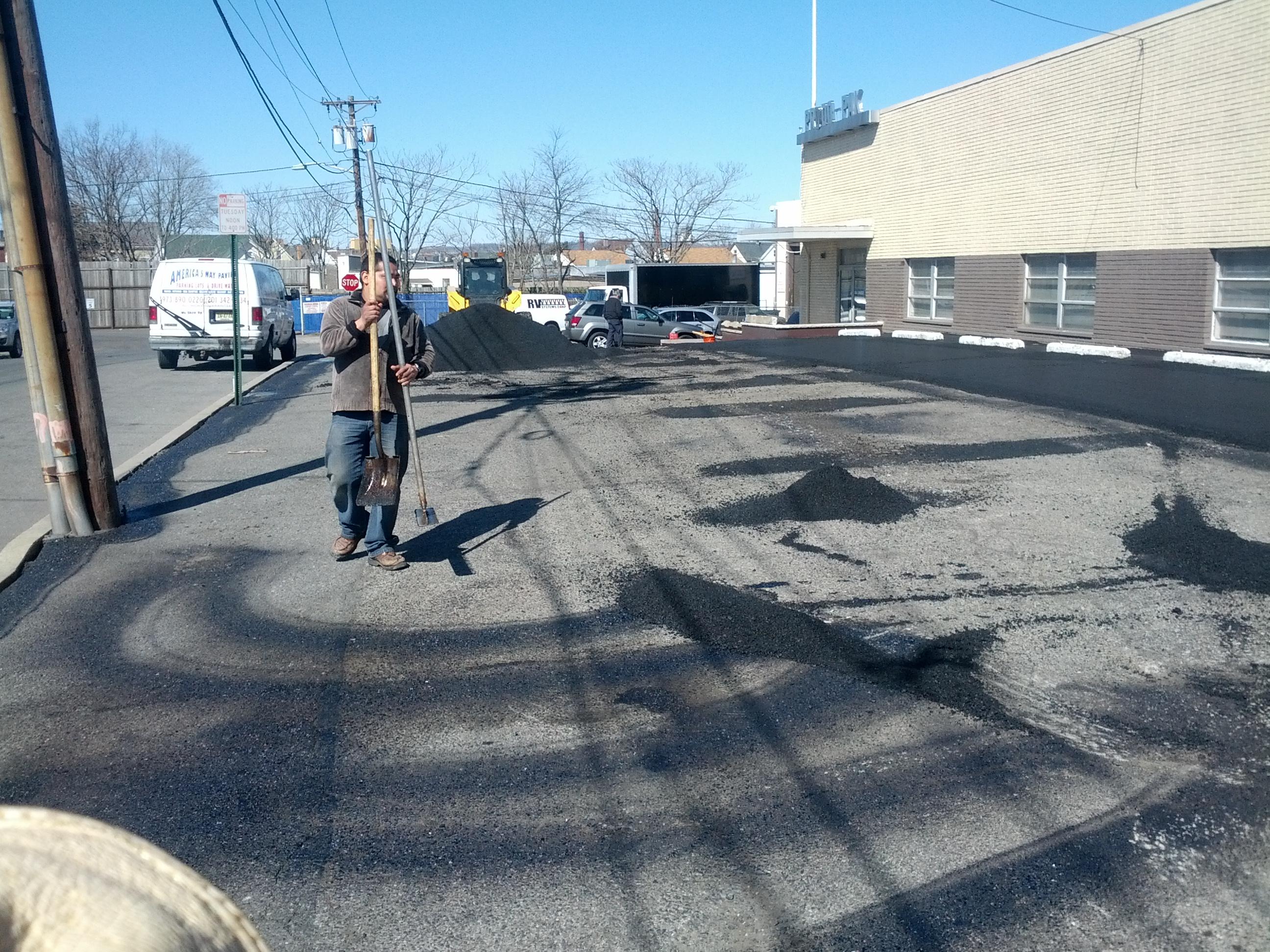paving concrete sealcoating americas way paving